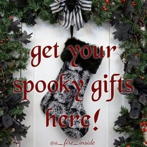 Other - Get your spooky gifts here! Ideas inside!